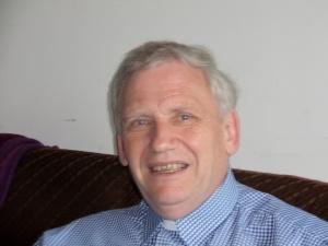 Rev Preben Anderson
