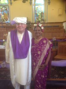 Our Thanksgiving and Renewal of Vows Service