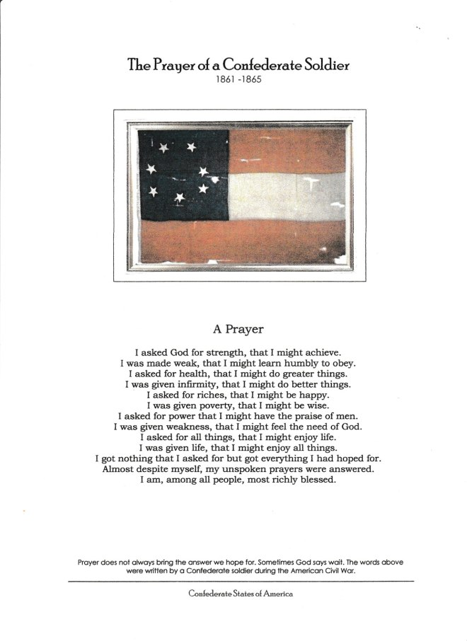 prayer-of-a-confederate-soldier